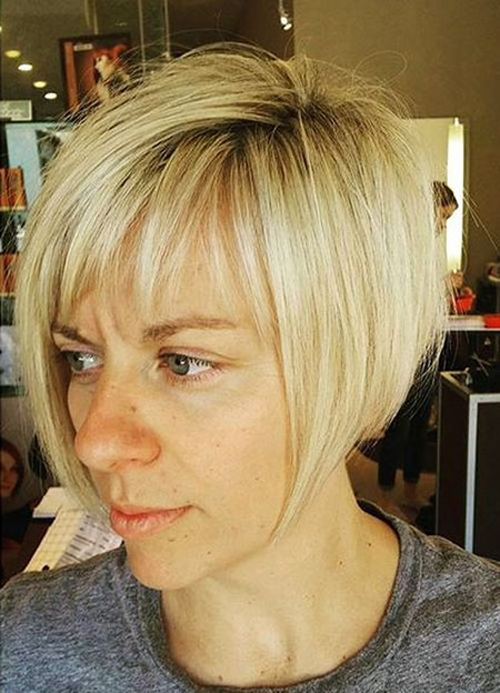 Hair Short Bob Fringe