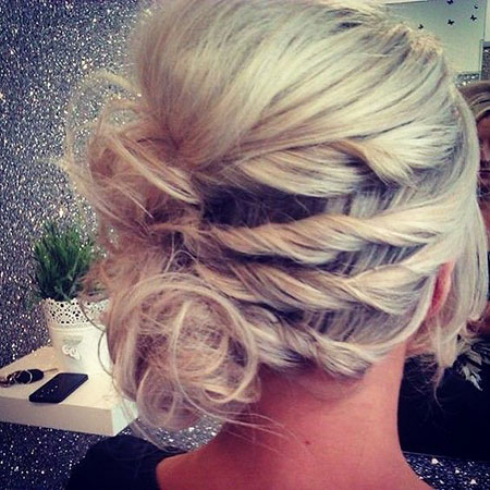 Updo Hairtyles Hair Twisted