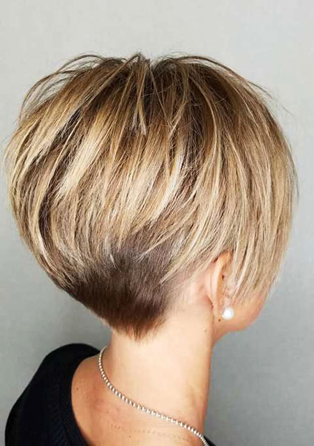Pixie Blonde Choppy 70