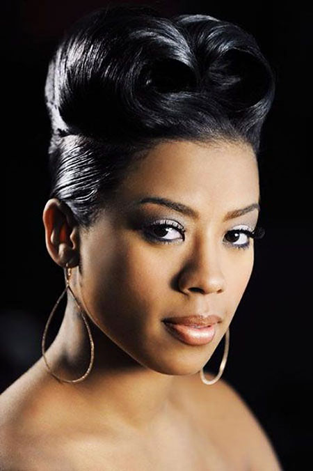20 Keyshia Cole Short Hairstyles Celebrity Short Hairstyles
