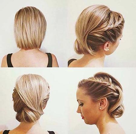 Hairtyles Hair Length Wedding
