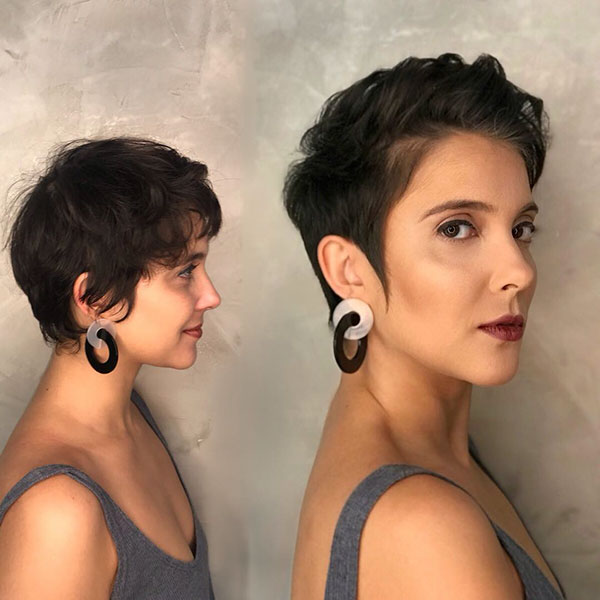 Styling Pixie Hair