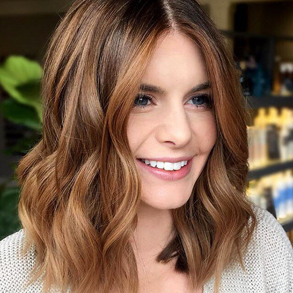 Soft Wavy Short Hairstyles
