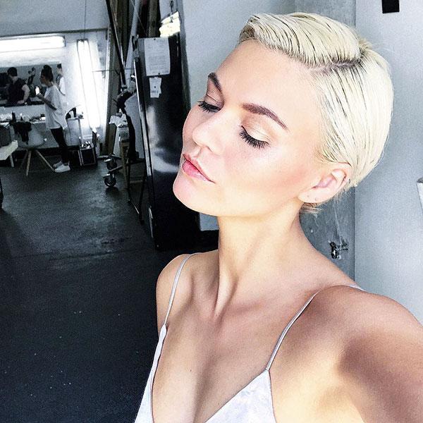 Short Pixie Cut