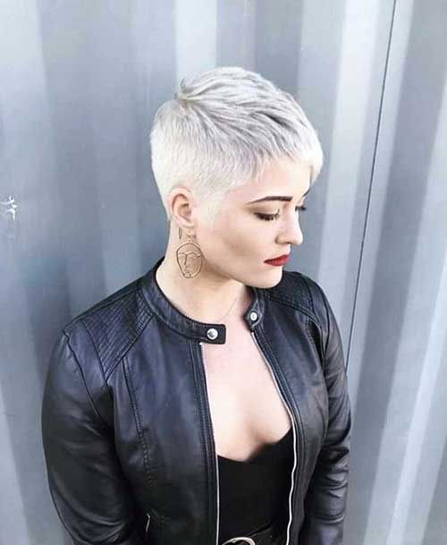 Very Short Pixie Cuts 2019-10