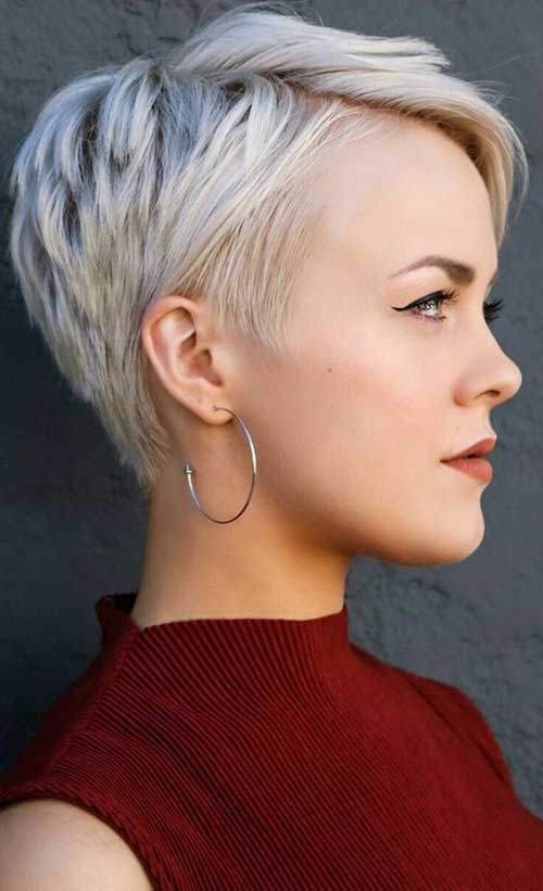 Very Short Pixie Cuts 2019-12