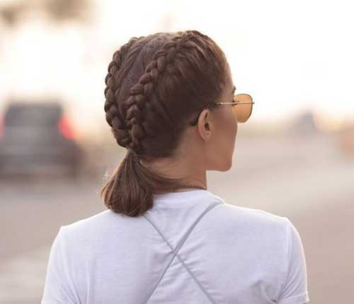 Braids for Short Hair-13
