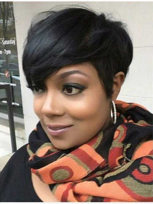 Pixie Haircuts for Black Women-13