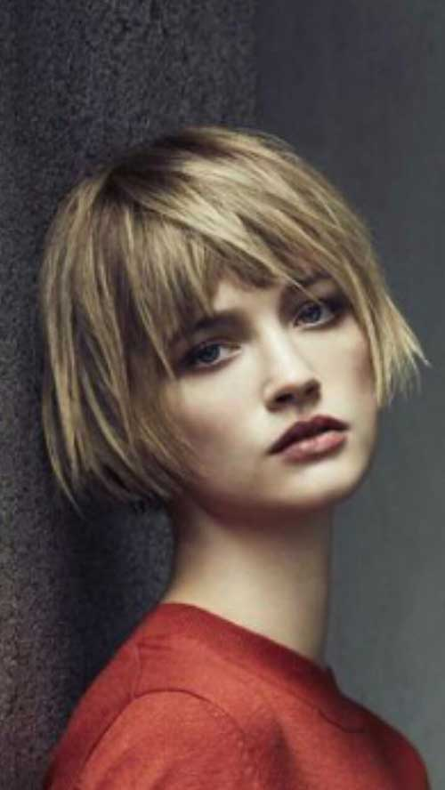Short Choppy Hair Styles-14