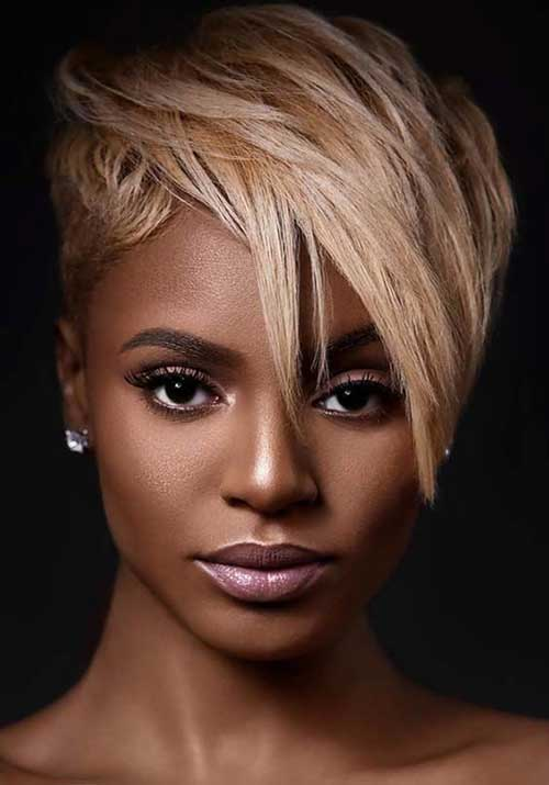 Pixie Haircuts for Black Women-14