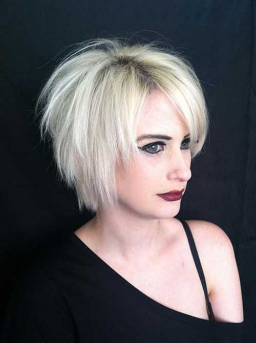 Short Choppy Hair Styles-15