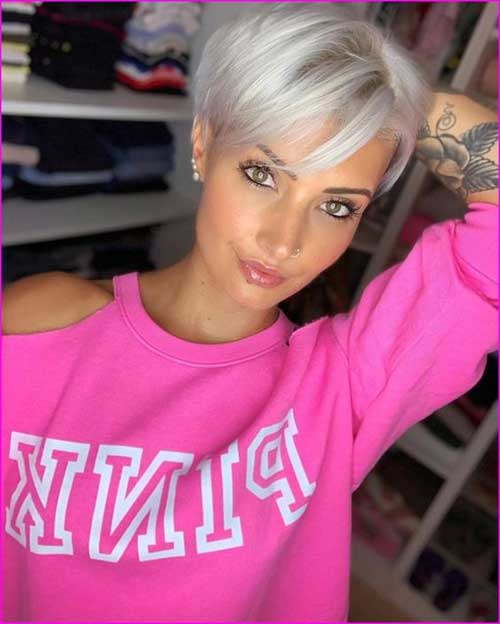 Short Pixie Cuts for Fine Hair-17