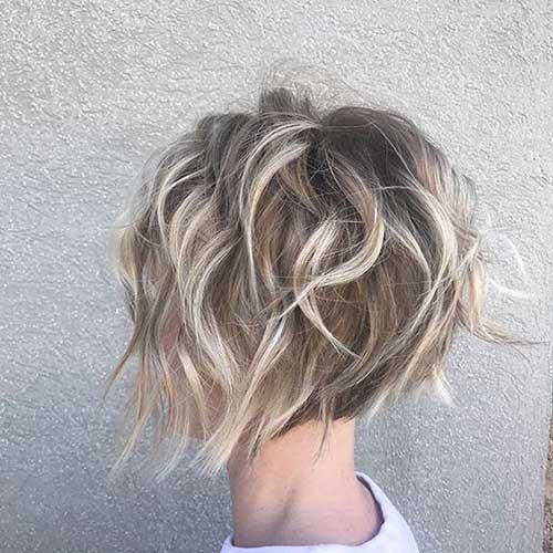 Short Choppy Hair Styles-17