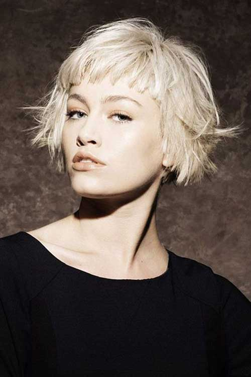 Short Choppy Hair Styles-18