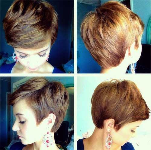 Very Short Pixie Cuts 2019-19