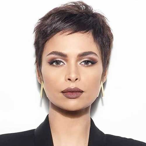 Short Pixie Cuts for Fine Hair-20