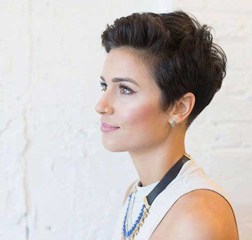 Very Short Pixie Cuts 2019-20