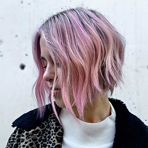 Short Bob Haircuts For Girls