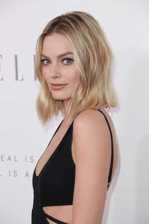 Short Wavy Blonde Hair-6
