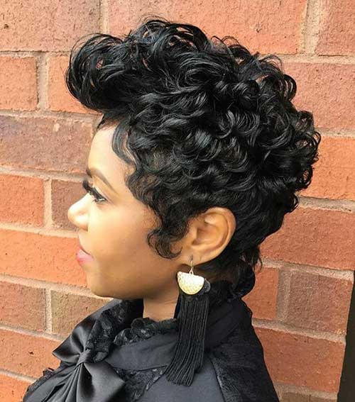 Pixie Haircuts for Black Women-6