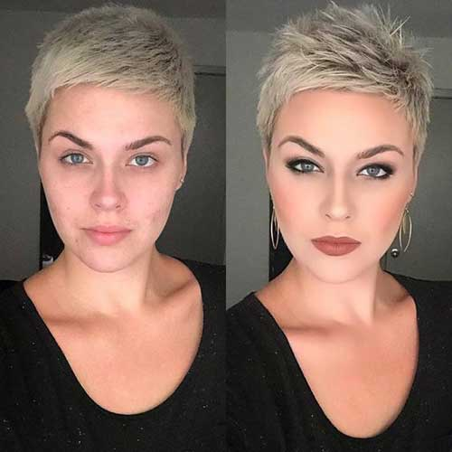 Short Choppy Hair Styles-8