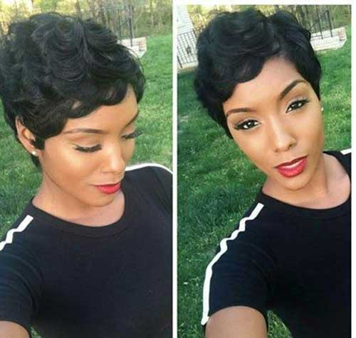 Pixie Haircuts for Black Women-9