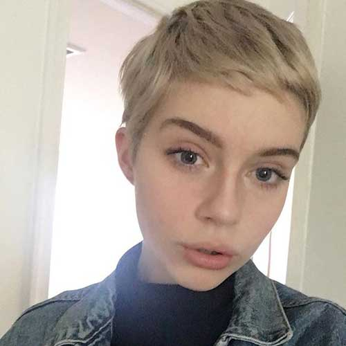 Short Cute Pixie Cuts for Fine Hair