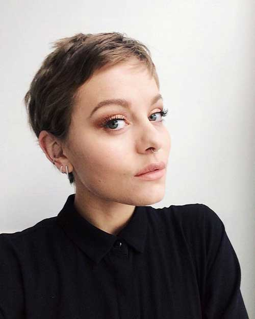Pixie Cuts for Fine Hair