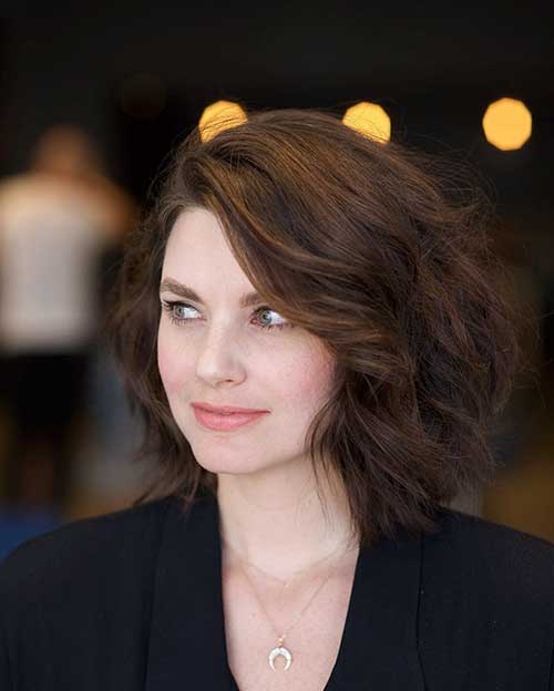 Short Bob Haircut For Women