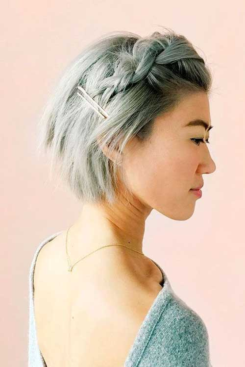 Cute Braids For Short Hair With 20 Examples Braids For