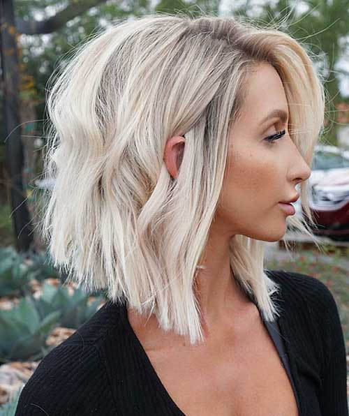 Sexy Inverted Bob Cuts