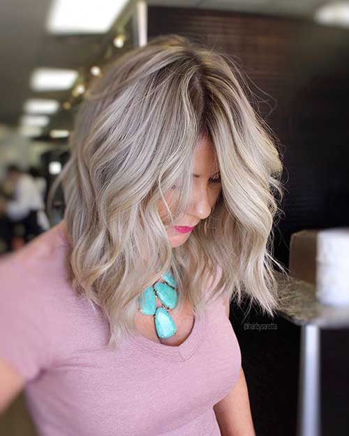 Cute Short Hairstyle For Women