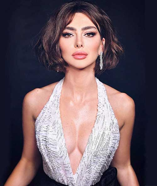 Sexy Women With Short Hair 2019