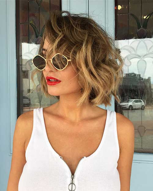 Sexy Short Hair For Women
