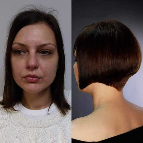 Short Hairstyle For Women 2019