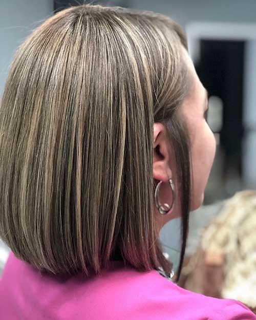 Sexy Short Haircut For Women
