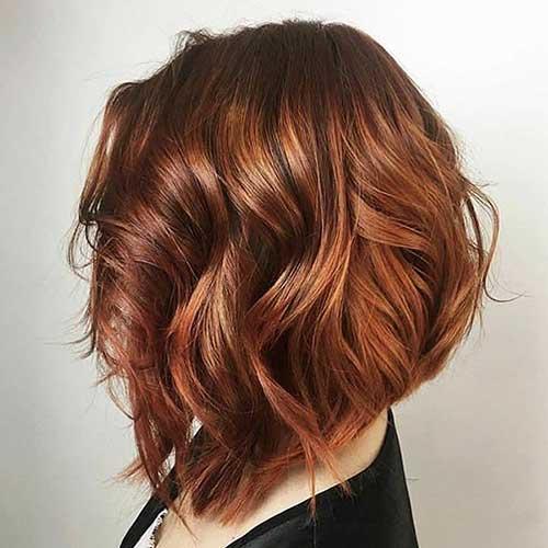 Short Hairdo For Women