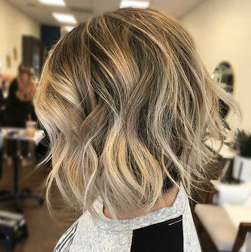 Best Short Hair For Older Women
