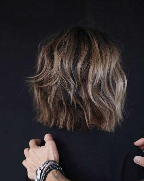 Womens Short Hair Style