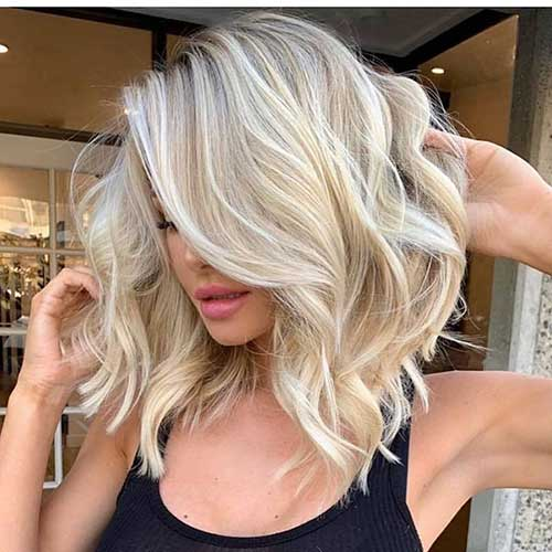 Sexy Short Hairstyle For Women
