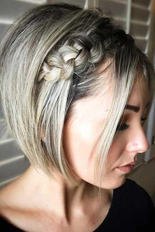 Braids for Short Hair-7