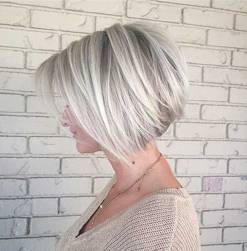 Short Hairstyle For Women With Thick Hair