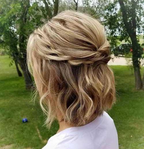 Braids for Short Hair-8