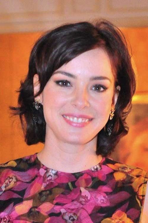Short Hair for Round Face-8