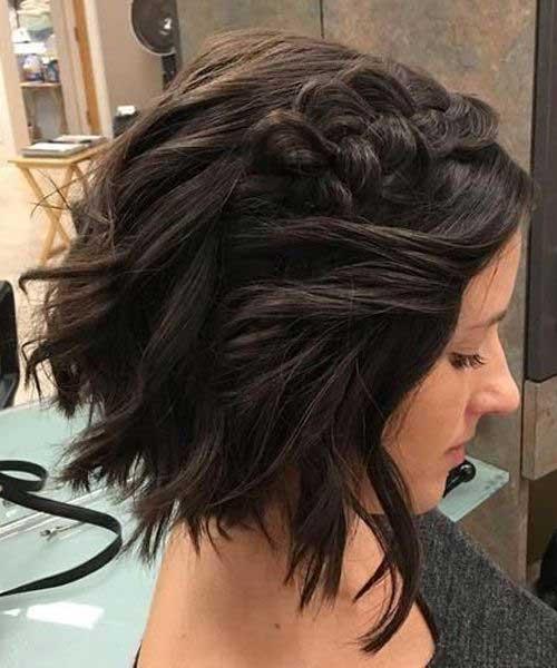 Braids for Short Hair-9