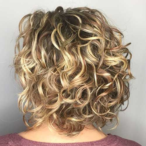 Short Blonde Curly Bob Hairstyles-10