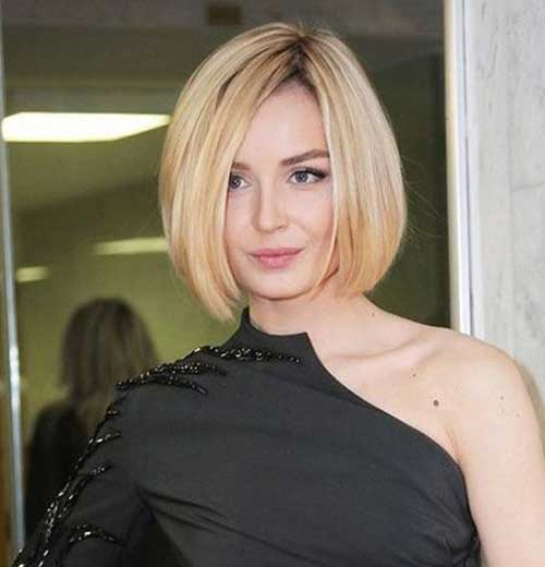 Short Straight Hairstyles-16