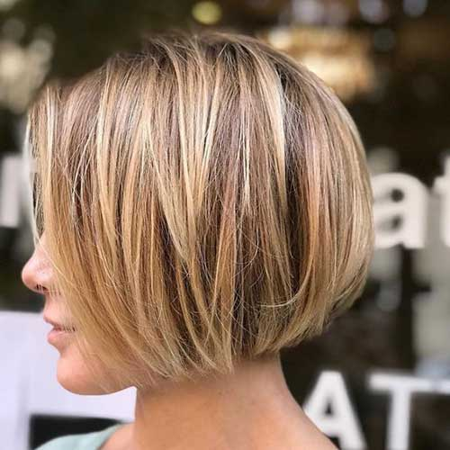Straight Short Hairstyles-17