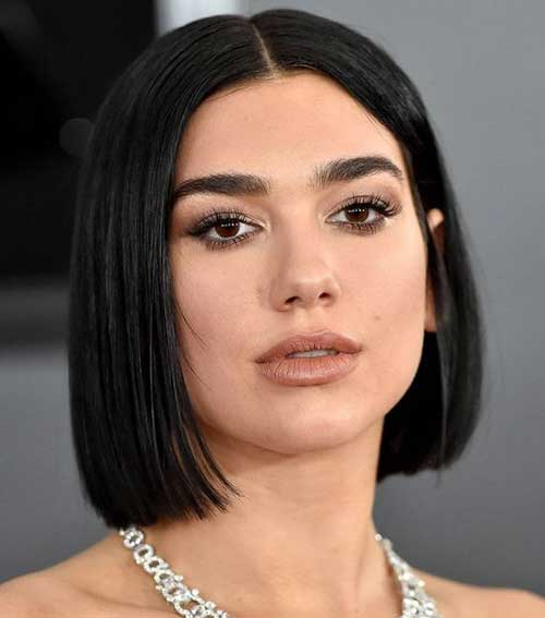 Short Straight Hairstyles-18