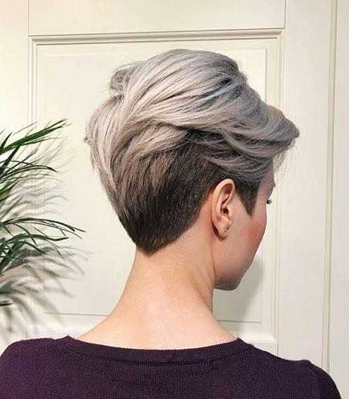 Short Pixie Haircuts Undercut-19